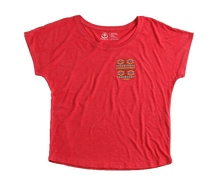 Load image into Gallery viewer, Santa Fe Tee with Red Pocket