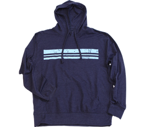 Unisex Lightweight Hoodies Navy | by NO&YO