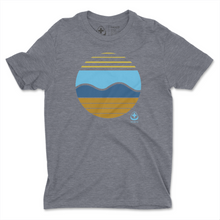 Load image into Gallery viewer, One Sun & Waves Tee