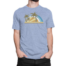 Load image into Gallery viewer, Vintage Colors Palms Tee