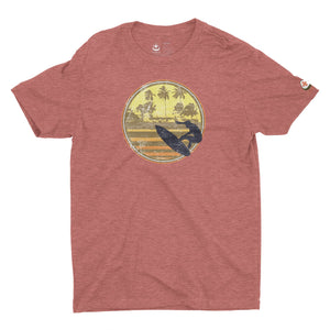 Vintage Surfer T shirt