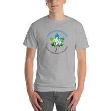 Load image into Gallery viewer, Centered NFU Logo T-Shirt - Light