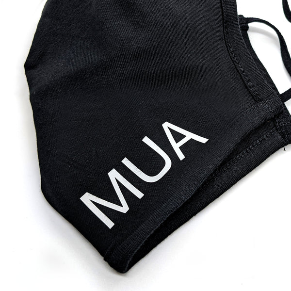 'MUA' (Makeup Artist) Face Mask