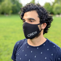 'Crew' Face Mask