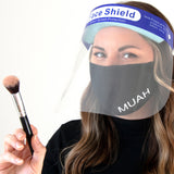 'MUAH' (Makeup Artist / Hair) Face Mask