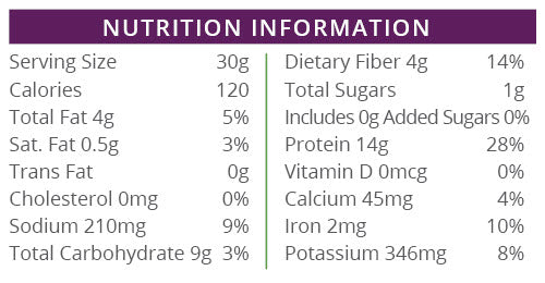 Diet high protein cereal