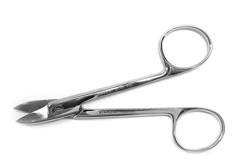 "ESSIX ® TRIMMING TOOLS - 3 1/4"" CROWN AND BRIDGE SCISSORS"