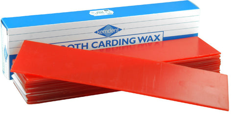 TOOTH CARDING WAX