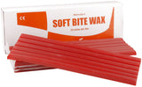 SOFT RED DENTINA BITE WAX