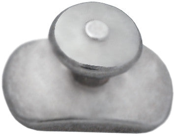 BONDABLE METAL BUTTON CURVED (CUSP / BICUSP)