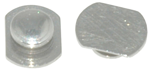 WELDABLE HIGH PROFILE BUTTON FLAT