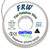 FRW FLAT RETENTION WIRE (5FT)