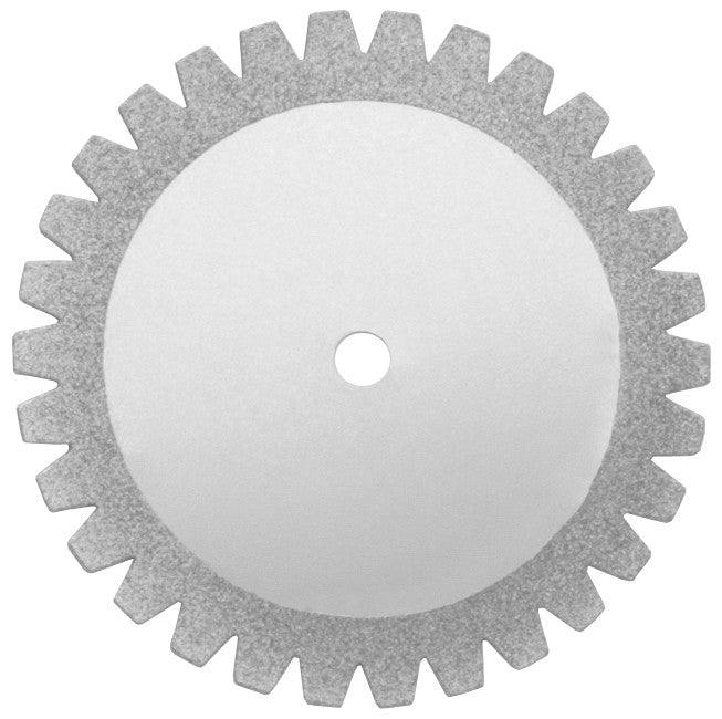 IPR FLEXIBLE SERRATED DISCS