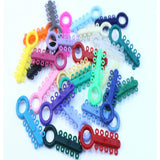 ELAST-O-LOOPS - 1000s Multiple colours available