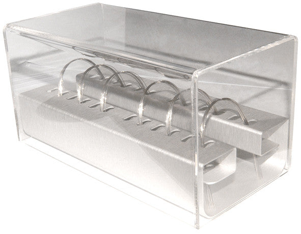 ALUMINIUM ARCHWIRE HOLDER w COVER