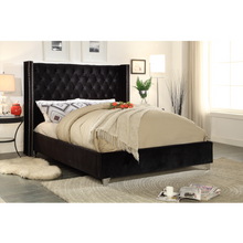 Load image into Gallery viewer, 5 Colours - Ashton Low-Profile Platform Bed