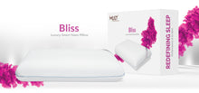 Load image into Gallery viewer, MLILY® Bliss Smart Foam Latex Pillow