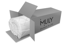 "Load image into Gallery viewer, MLILY® Harmony+ Deluxe 10"" Gel Memory Foam Mattress-In-A-Box"