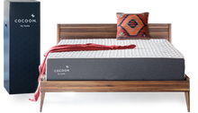 Load image into Gallery viewer, Sealy Cocoon Firm Memory Foam Mattress-In-A-Box