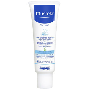 MUSTELA CRADLE CAP CREAM - 40ml