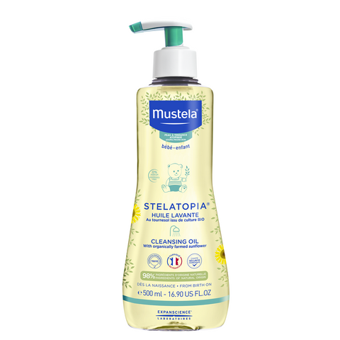 MUSTELA STELATOPIA CLEANSING OIL - 500ml
