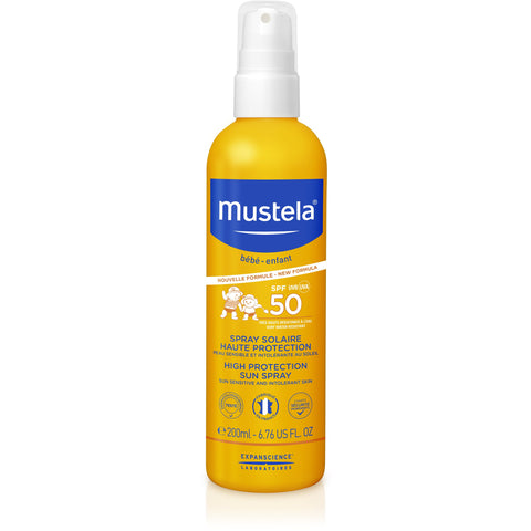 Mustela - Very High protection SUN lotion SPF50+ 200ml