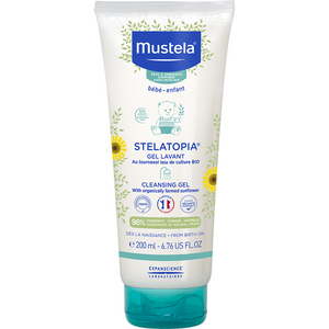 MUSTELA STELATOPIA CLEANSING GEL - 200ml
