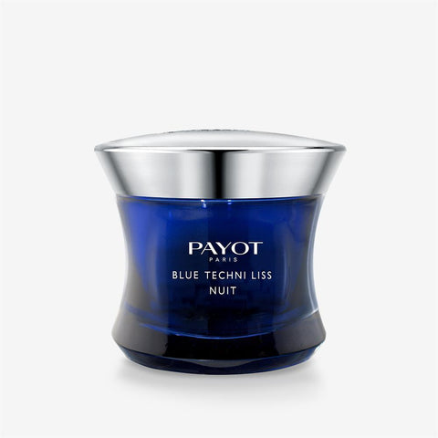 Payot Blue Techni Liss Nuit nattkrem - 50ml