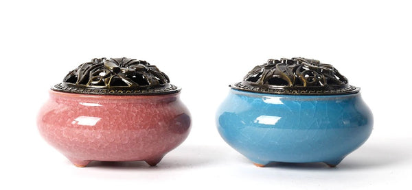 WHAT IS INCENSE BURNER AND WHAT ARE IT'S DIFFERENT TYPES?