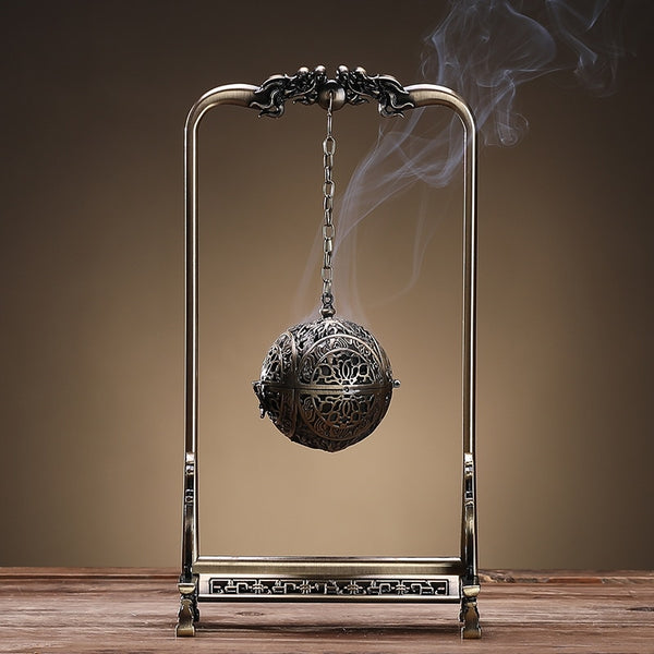 Ancient Pendulum Backflow Incense Burner