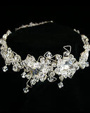 SALE - gorgeous crystal wedding armband - Jadore by Kezani - Kezani Jewellery - 2