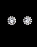 Bridal earrings - Caulfield by Stephanie Browne - Kezani Jewellery