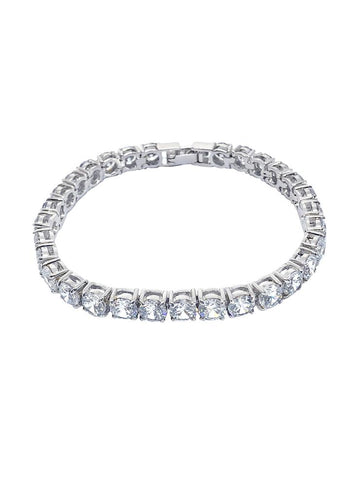 NEW ARRIVAL - Bridal bracelet - classic Tennis bracelet - Exclusive at Kezani