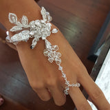 wedding hand jewellery - Mahala boho style by Kezani - KEZANI JEWELLERY - designer bridal jewellery and wedding accessories - 3