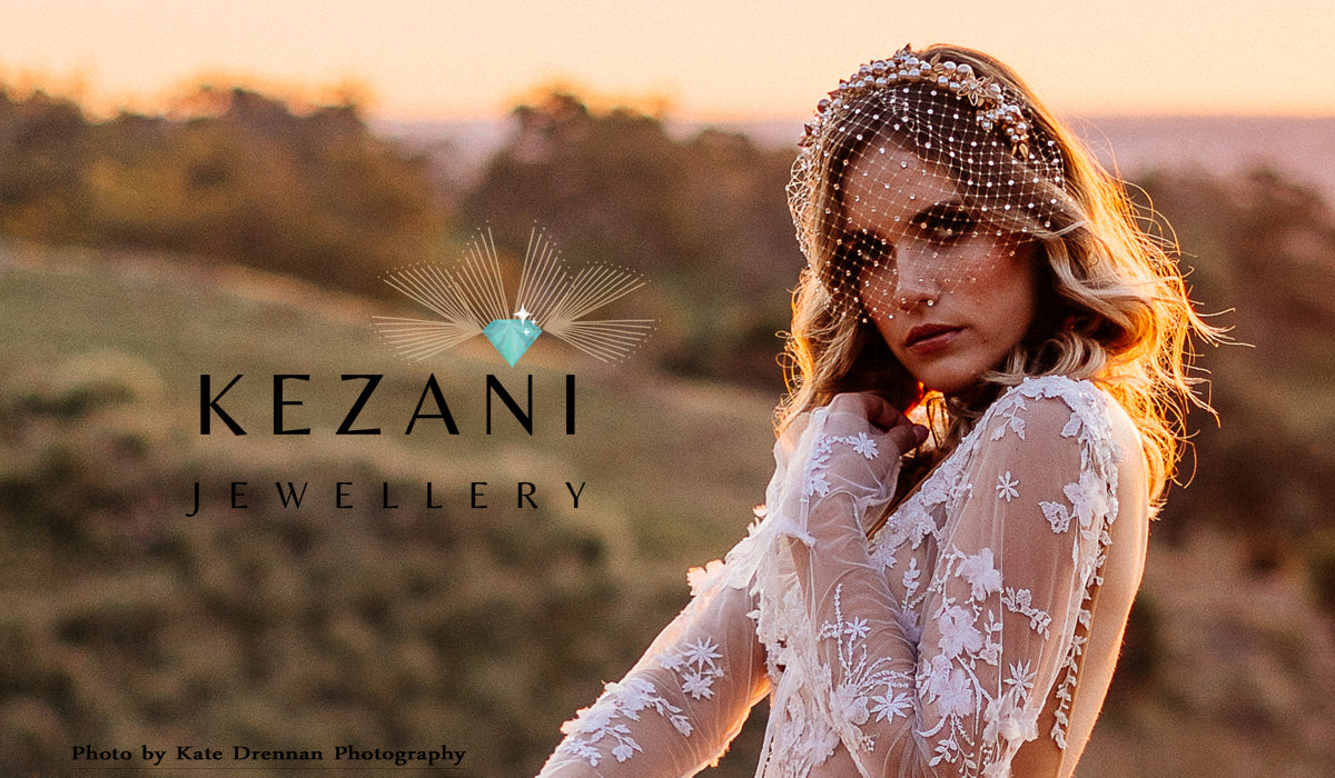 Collaboration with some of Per's best wedding suppliers -- Through the Warobe with Kezani Jewellery