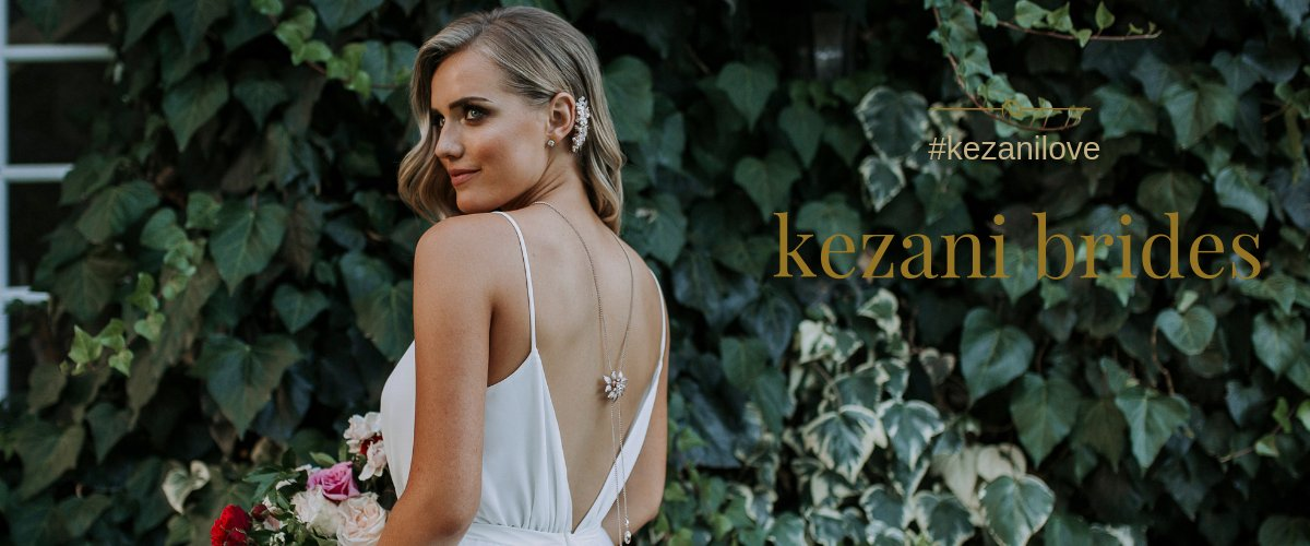 Kezani Real Wedding - Renee and Mason