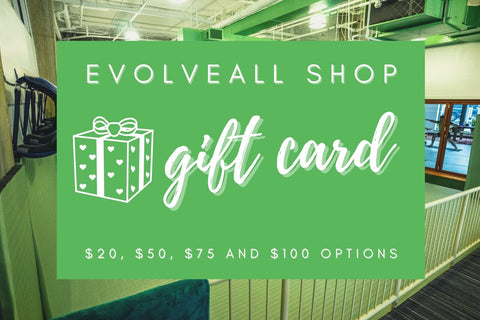 EvolveAll Shop Gift Card