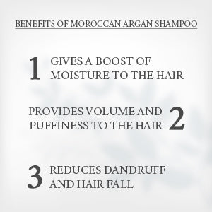 Greenopia Moroccan Argan Hair Shampoo