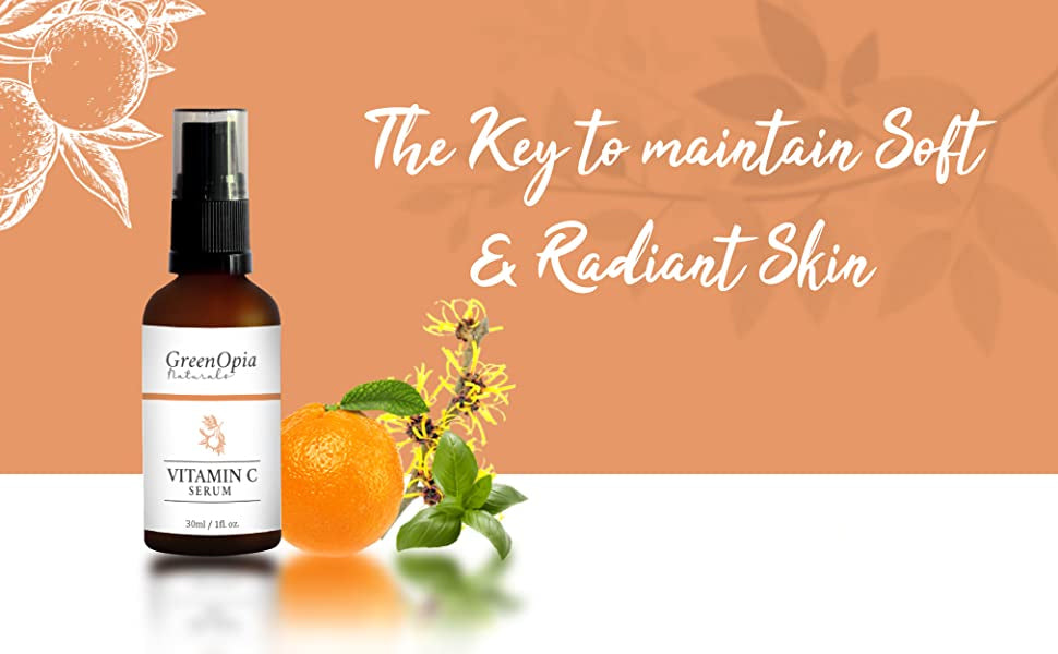 Greenopia Vitamin C Serum