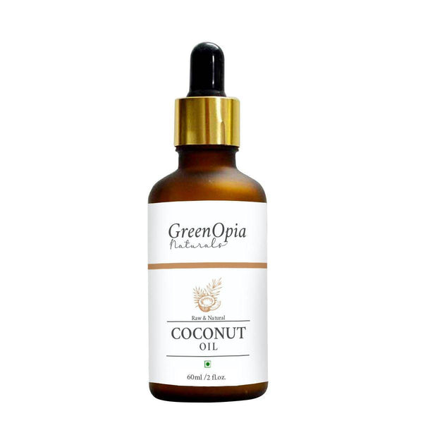 Pure Coconut Oil - GreenOpia