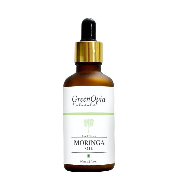 Pure Moringa Oil - GreenOpia