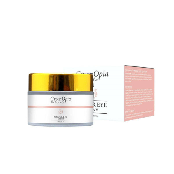 Under Eye cream - GreenOpia