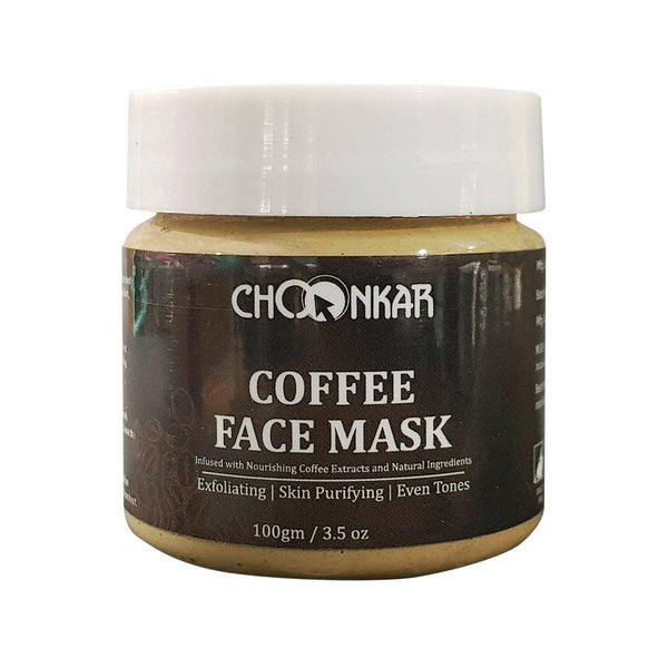 Coffee Face Mask - GreenOpia