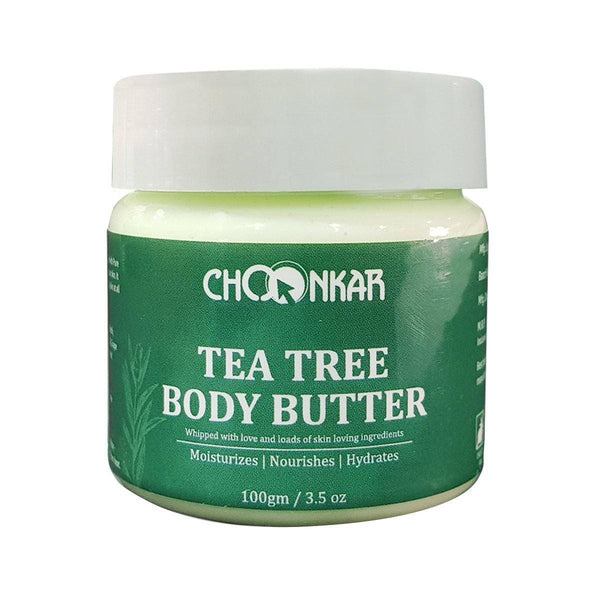 Tea Tree Body Butter - GreenOpia