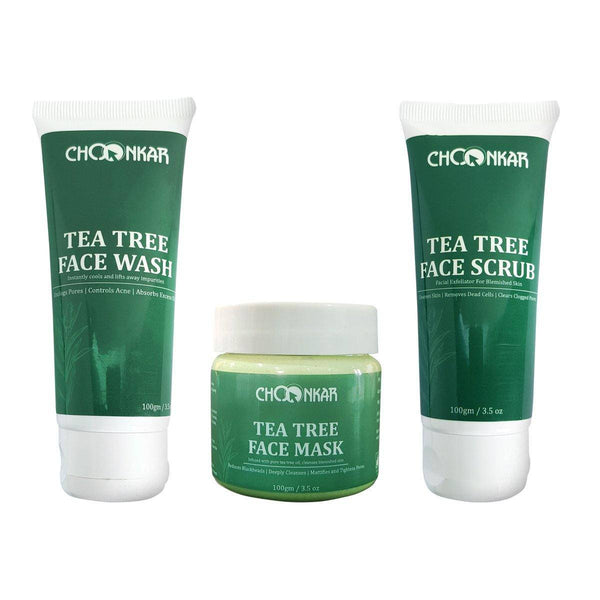 Tea Tree Face Care Regime - GreenOpia