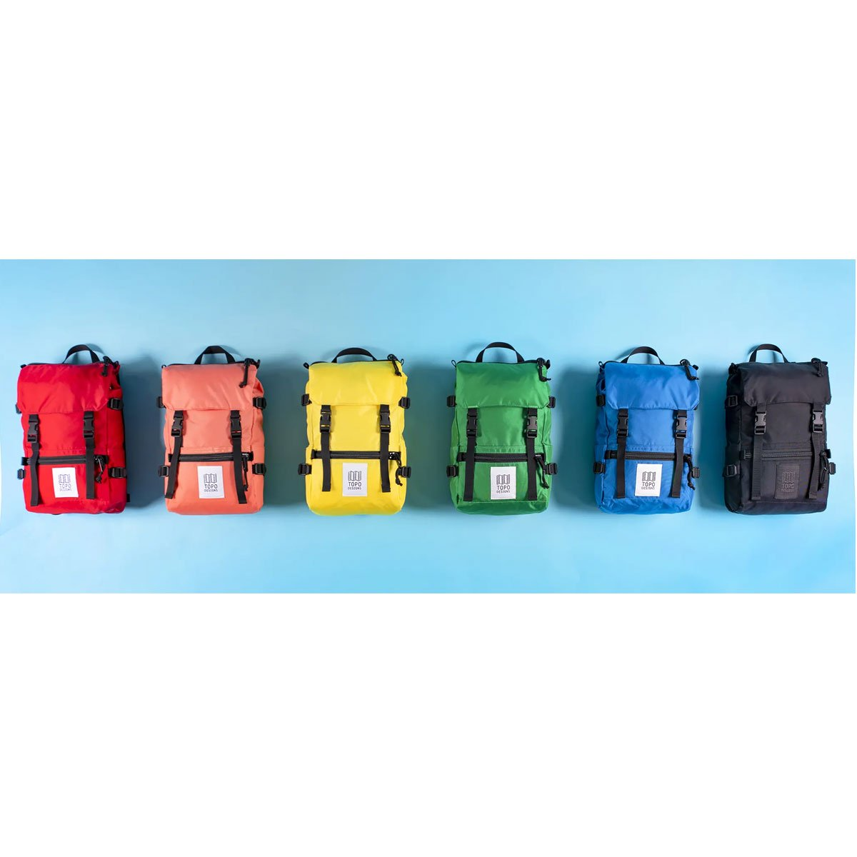 Topo Designs : Rover Pack Mini : Yellow