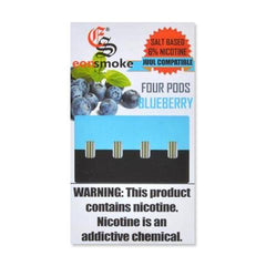 EonSmoke Blueberry JUUL Alternative Pods UAE | Dubai | Abu Dhabi, Sharjah | Ajman | Al Ain - JUUL Vape UAE