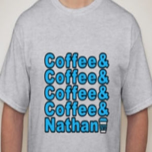 Nathan Triska Coffee T-shirt