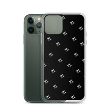 Load image into Gallery viewer, Nathan Triska iPhone Case - Black
