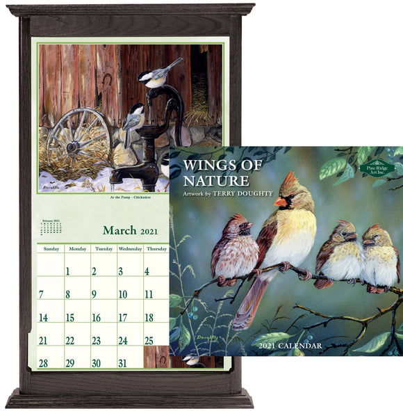 2021 CALENDAR WINGS OF NATURE